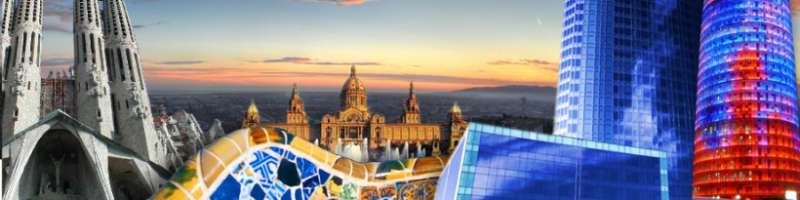 Barcelona and surroundings
