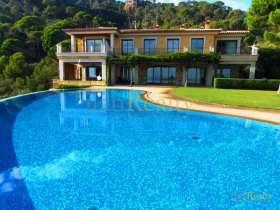 Se vende la más lujosa propiedad de la Costa Brava en Sant Feliu de Guixols